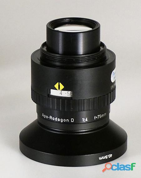 Rodenstock Apo Rodagon D 75mm f 4.0