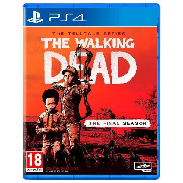 Meridiem games telltales the walking dead la temporada final