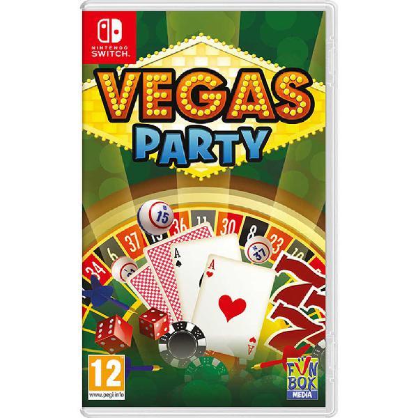Meridiem games vegas party switch