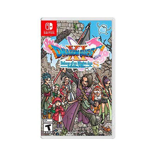 Nintendo dragon quest xi ecos de un pasado perdido switch