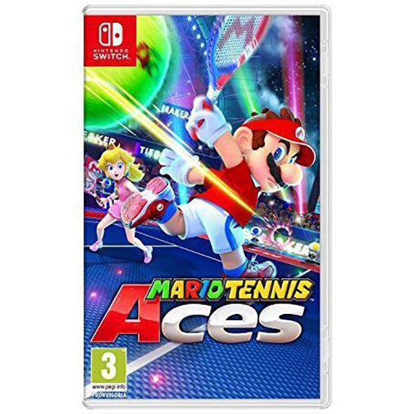 Nintendo mario tennis aces switch