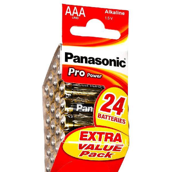 Panasonic 1x24 pro power diamond micro aaa