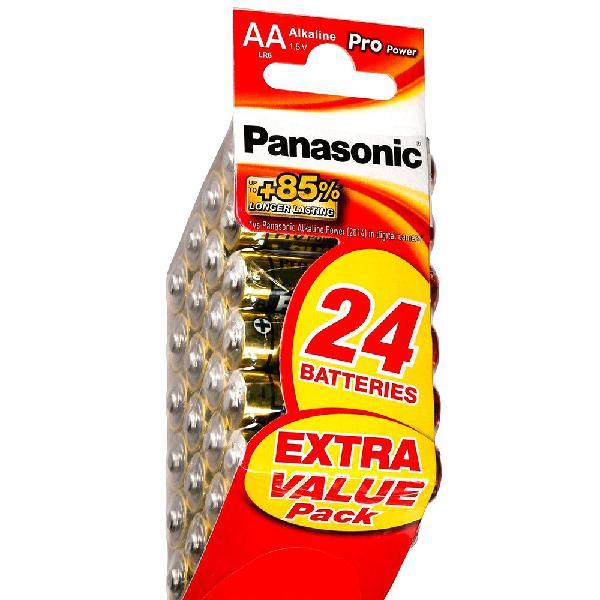 Panasonic 1x24 pro power diamond mignon aa