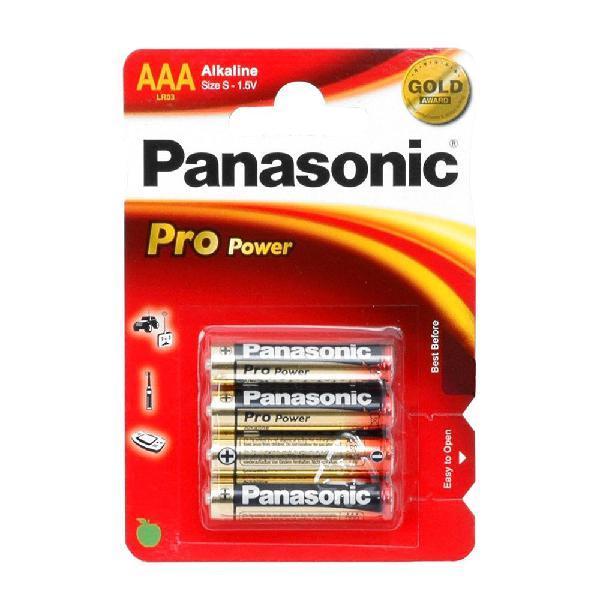 Panasonic pro power lr 03 micro aaa