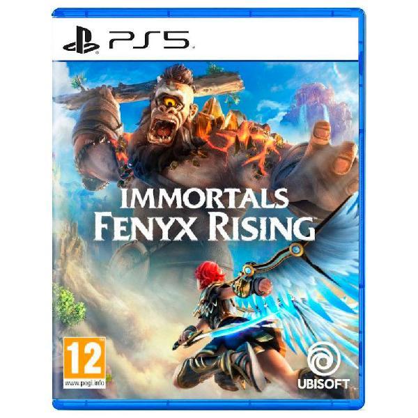 Ubisoft immortals fenyx rising ps5