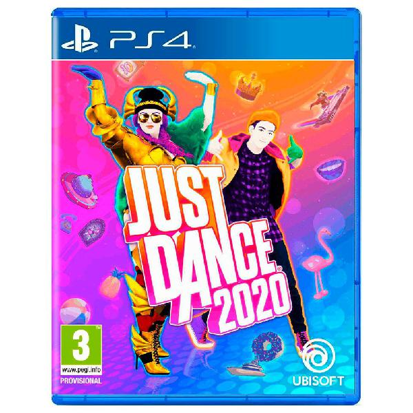 Ubisoft just dance 2020 ps4