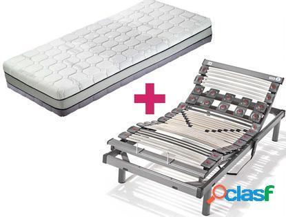 Pack hukla colchón hukla termotech + somier hukla titanium - 90x190