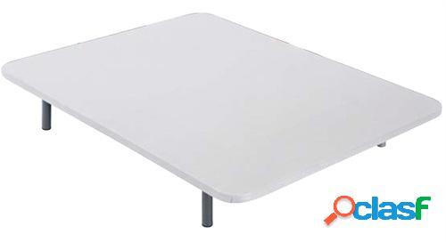 Base tapizada somitap curvo malla 3d - 90x190