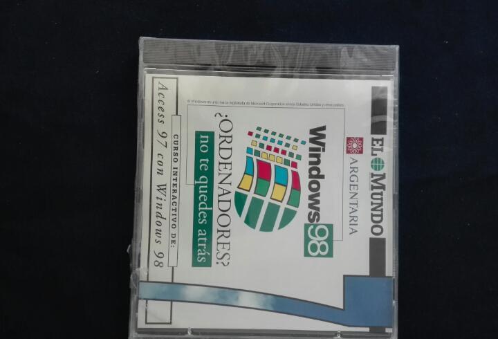 Curso interactivo de windows 98 access ¿ordenadores? no te