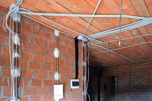 Servicios de electricidad en general