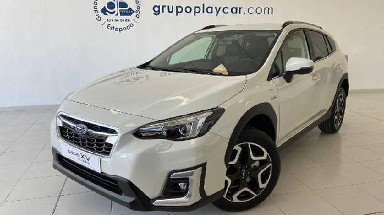 Subaru xv 2.0i hybrid sport plus cvt