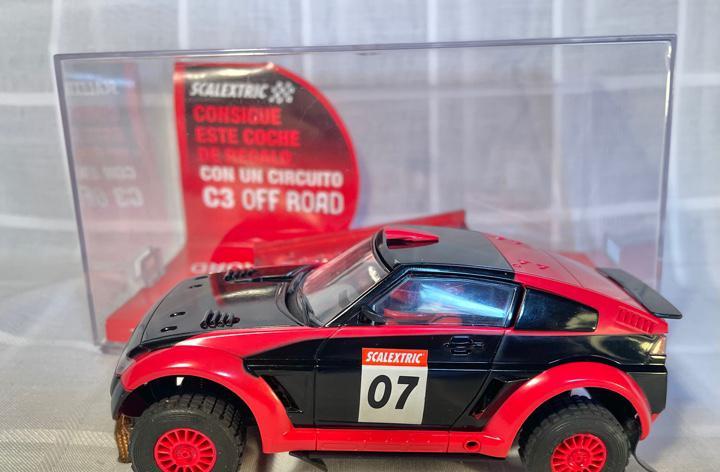 Scalextric mitsubishi montero toys'r'us