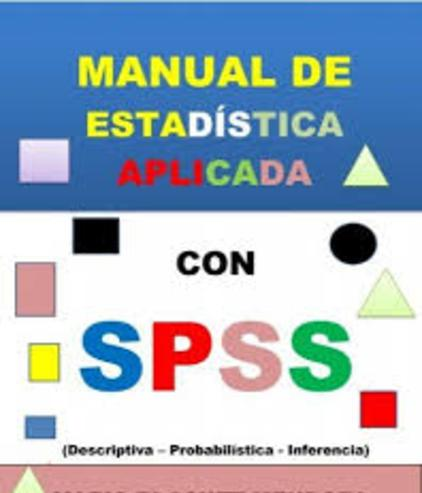 Spss, para clases, ayuda con trabajos y prácticas
