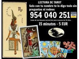 Tarotista con visa 5 euros 15 min 954040251