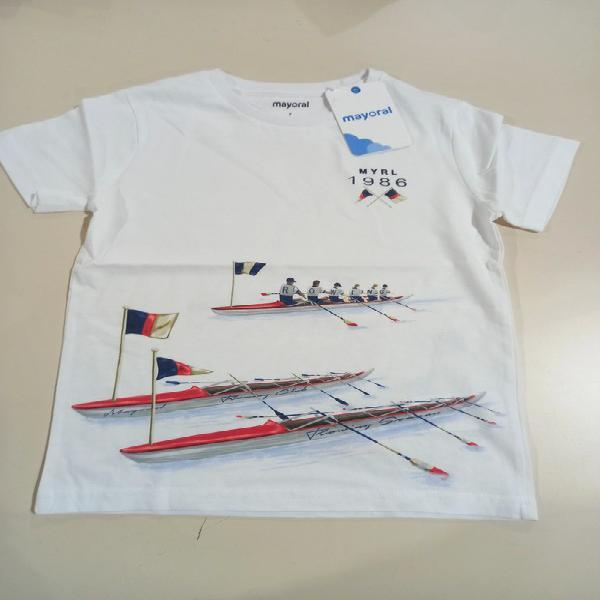 Camiseta mayoral nueva