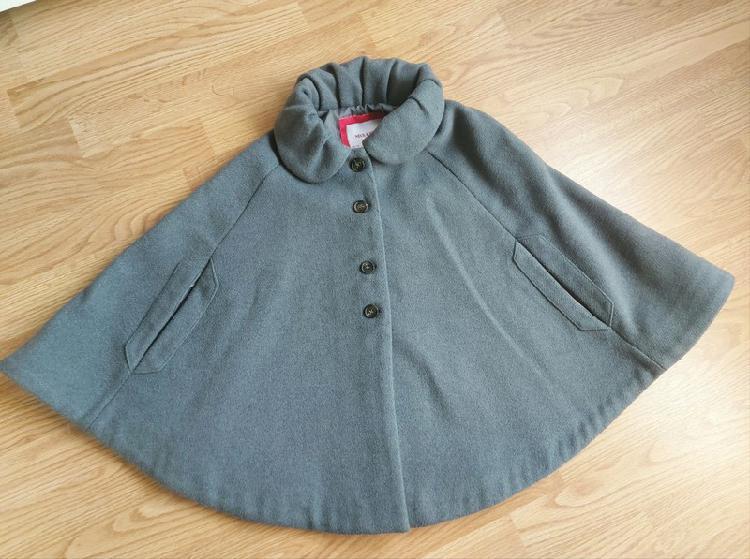 Capa abrigo niña neck&neck