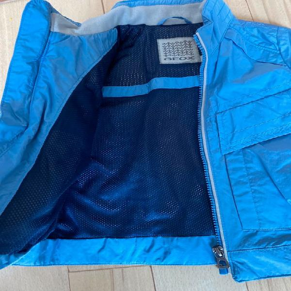 Geox respira chaqueta impermeable 2 años