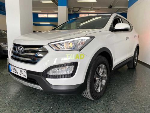 Hyundai santa fe 2.2 crdi 7 plazas 200cv
