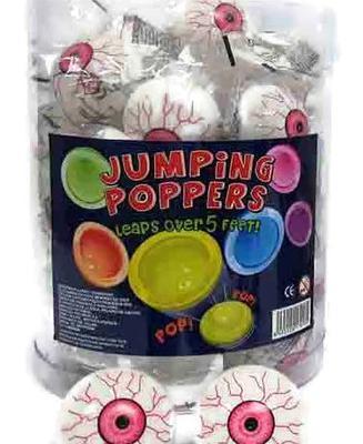 Jumping popper ventosas saltarinas (50)