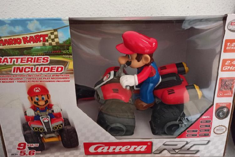 Mario kart teledirigido/carrera rc voiture radio