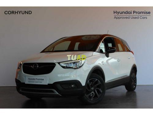 Opel Crossland X desing 120cv