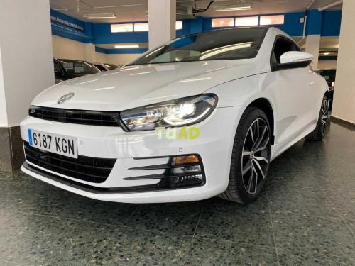 Volkswagen scirocco 2.0 tsi r