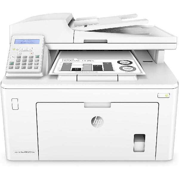 Impresora multifuncional hp laserjet pro mfp m227fdn