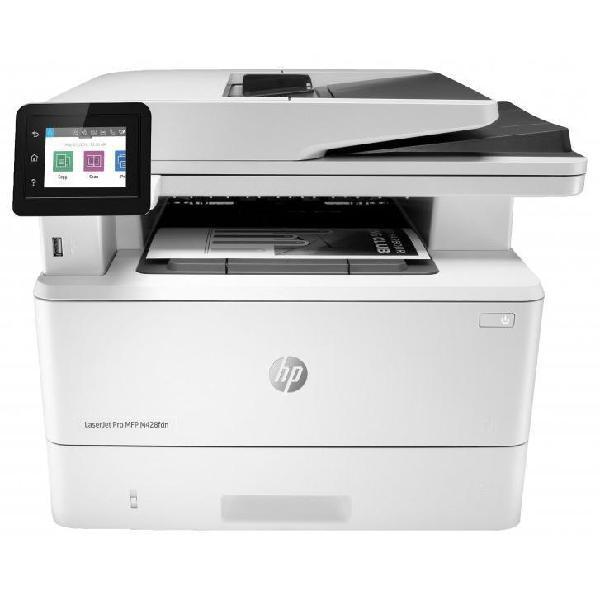 Impresora láser monocromática hp laserjet pro m428fdn