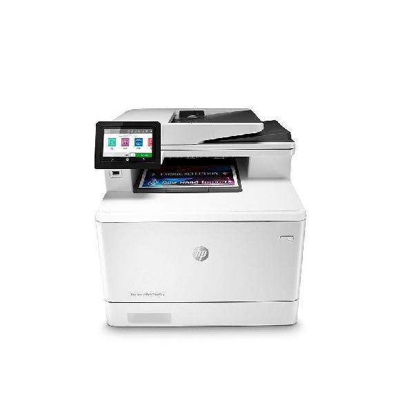 Impresora multifunción láser a color hp color laserjet pro
