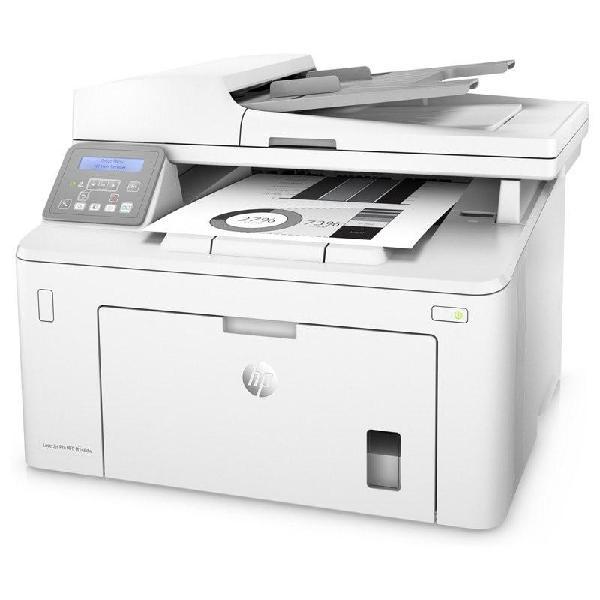 Impresora multifunción láser moncromático hp laserjet pro
