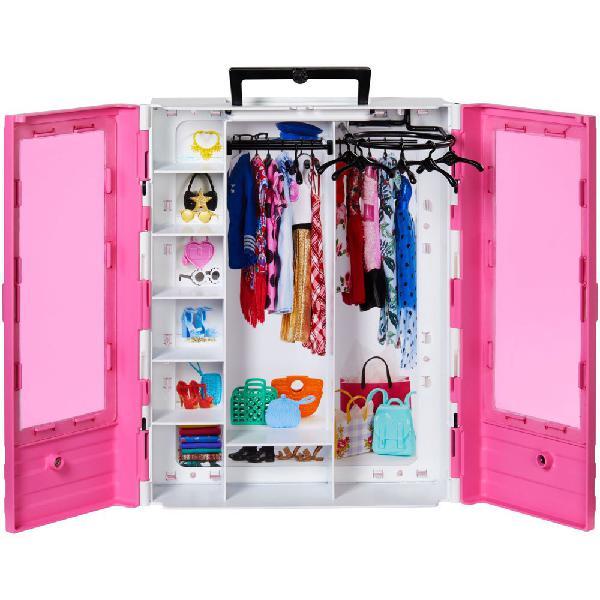 Barbie fashionistas ultimate closet accesory