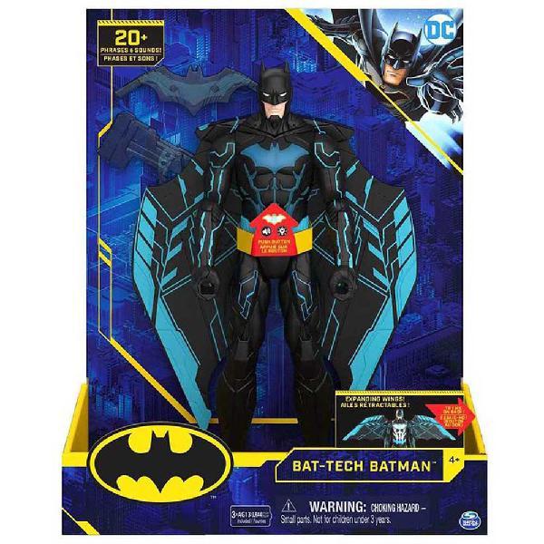Bizak batman bat-tech alas extensibles 30 cm