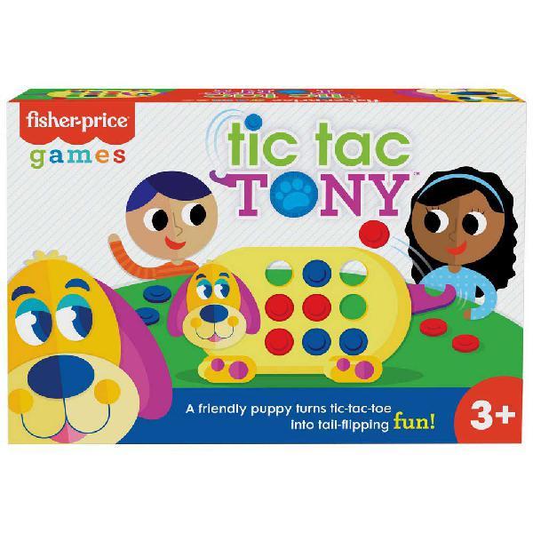 Fisher-price tic tac toe pre school
