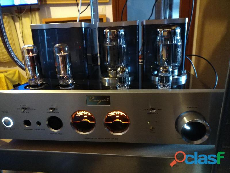 Cayin HA 6A headphone amplifier