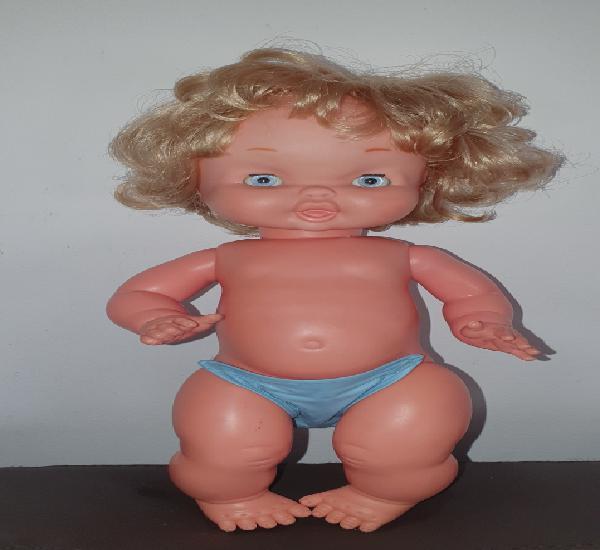 Antigua muñeca famosa años 70 ojos margaritas