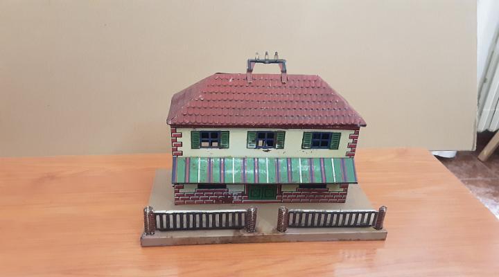 Estacion paya, años 40