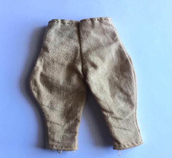Madelman - pantalón safari original de segunda generación