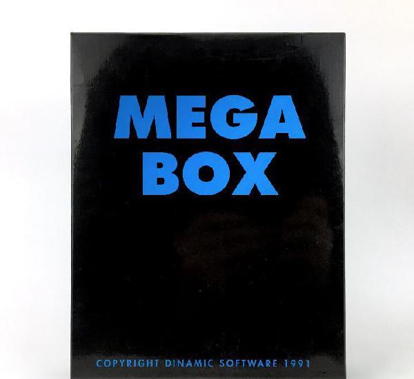 Mega box dinamic / navy moves satan narco police amc after