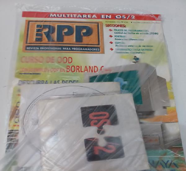 Revista informática pc rpp profesional para programadores