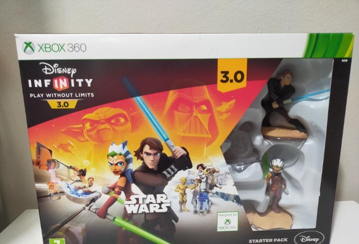 Star wars disney infiniy starter pack xbox 360 anakin