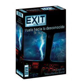 Exit 13: vuelo hacia lo desconocido