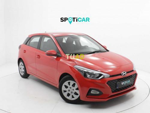 Hyundai i20 1.2 mpi 75 essence le 5p