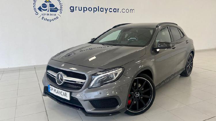 Mercedes-benz clase gla 45 amg 4matic 360 aut.
