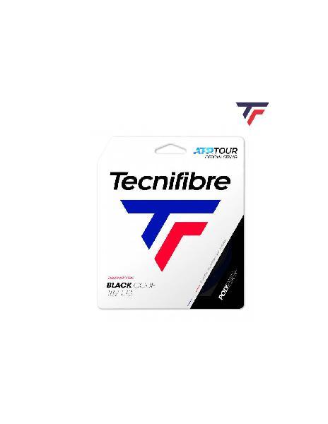 Set cordaje de tenis tecnifibre 1.28 black code 12 mts |
