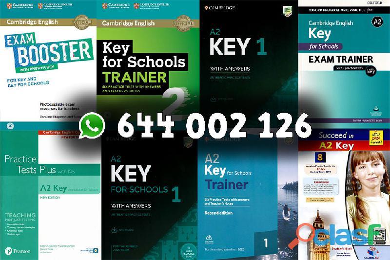 Material ket a2 key ket for schools 2020