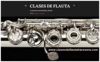 Clases de flauta travesera