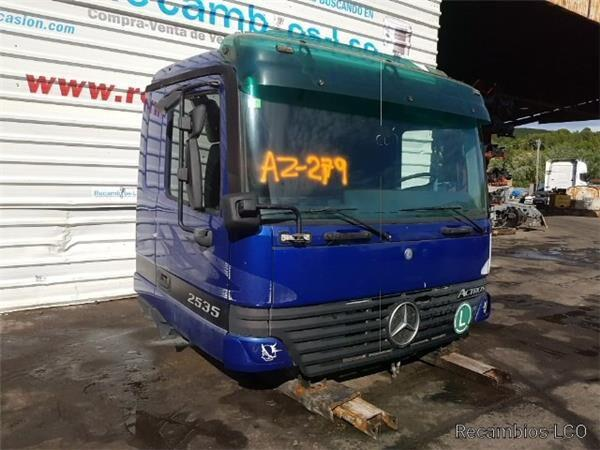 Completa cabina para mercedes-benz actros 2535 l camión