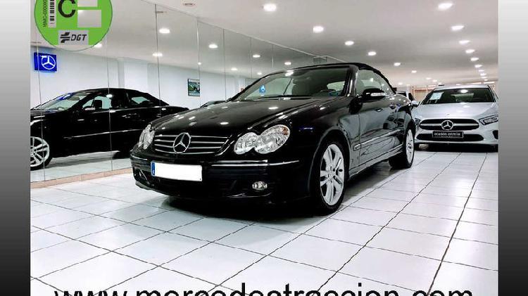 Mercedes-benz clase clk 280 cabrio/7g/avantgarde/67.870 km