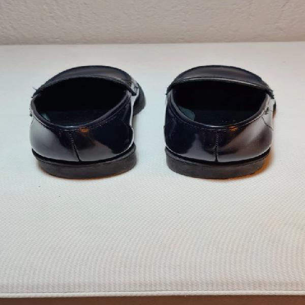 Mocasines zgirls negros de vestir