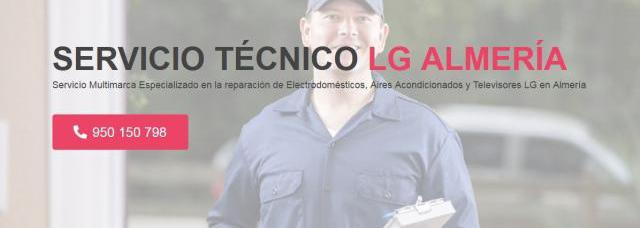Servicio técnico lg almeria 950206887